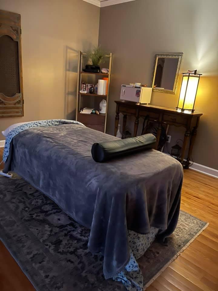 M Studio Massage Room